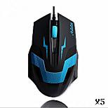 x5 del mouse Cavo