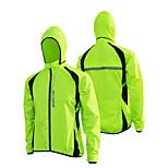 EEDA Unisex Outdoor Windbreaker Waterproof Windproof Cycling Coat