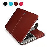 portable Asling cuir PU pour Apple MacBook Pro 15.4