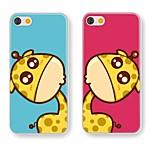 il caso duro del modello giraffa pc per il iphone 5 / 5s