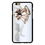 The Bell Pattern PC Hard Case for iPhone 6/6S