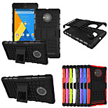Hybrid Kickstand Rugged Rubber Armor PC+TPU 2 In 1 Stand Function Cover Cases For Micromax Yu Yuphoria Case 5.0inch