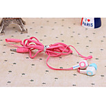KEEKA KA-24 Stylish In Ear Earphone Noise-Cancelling With Microphone for Cellphone(Assorted Colors)