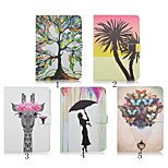 7.9 Inch Painting Pattern High Quality PU Leather Case for iPad Mini 4(Assorted Colors)