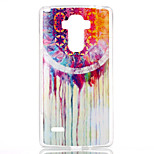 Dreamcatcher Pattern TPU Phone Case for LG Stylo LS770
