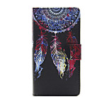 Colorful Dream PU Leather Wallet Full Body Case with Stand for Huawei G8