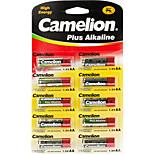 Camelion Plus Alkaline Primary Batteries Size AA (10pcs)