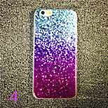 MAYCARI® The Crazy Mosaics  Transparent Soft TPU Back Case for iPhone 6plus/iPhone 6S plus