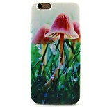 Mushroom Pattern TPU Case for iPhone 6S/6