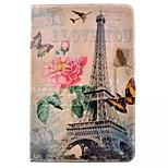 Transmission Tower Pattern Standoff Protective Case for iPad Mini 4