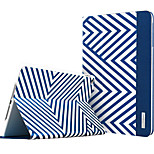 ESR Beat Series Two-fold Folio Smart Case with Auto Wake Up/Sleep Function for iPad Air 2 - Electric Blues