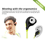 Sport Bluetooth Headset MAN FROG® MF-S102 for Apple iPhone 6S Plus Google Android Samsung Huawei LG Moto
