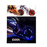 Copious  Bike Hot Wheels Bike Motorcycle Light Valve / Gas Nozzle Lights Taillights