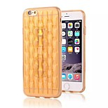High Quality Crystal Pattern with Stand Cover for iPhone 6 (Assorted Colors)