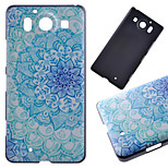 Color Mandala Pattern PC Hard Cover Case for NOKIA 950