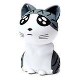 M3 Bluetooth Light changing Portable Poor-Cat Shape Mini Speaker