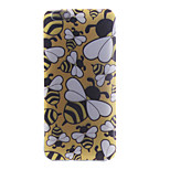 Bee TPU Pattern Back Cover Mobile Phone Protection Shell for iPhone 6/6s