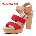 sandali in similpelle delle donne aokang® - 132825130