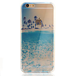 Coco TPU+Acrylic Anti-Scratch Backplane Combo Phone Case for iPhone 6 Plus/6S Plus