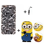 Cartoon Letters TPU Soft Phone Case for iPhone 6/6S