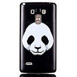 Panda TPU Material Cell Phone Case for LG G4