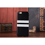 TPU Blend Color Stick A Skin Back Cover Case For iPhone 4/4S (Assorted Colors)