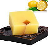 ALL BLUE High Quality Skin Whitening Soap Summer Hot Style Natural Lemon Essential Oil Facial Soap Facial Soap