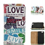 LOVE Design PU Leather Full Body Case with Card Slot  for iPhone 6/6S