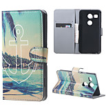 Anchor and Trees  Wallet Leather Stand Case for LG Nexus 5X