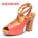 sandali di cuoio delle donne aokang® - 132711013
