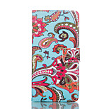 Pattern Card Stand Leather Case for LG L90/G3/G3 Mini