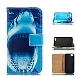 spezielle Design farbige Zeichnung oder Muster Grafikmappe umkleidet mit Ständer Ganzkörper Fällen für iPhone 5 / 5s