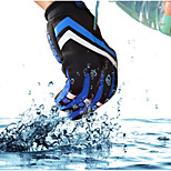 Glove Cycling / Bike Women's / Men's Full-finger GlovesAnti-skidding / Keep Warm / Waterproof /Breathable