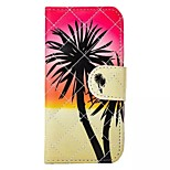 Novelty Cartoon Magnetic Buckle PU Leather Folio Case Shockproof Case for iPhone 5/5S