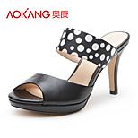 Aokang® Women's Leather Sandals - 132811106