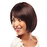 Capless Mix Color Long Length High Quality Natural Straight Hair Synthetic Wig