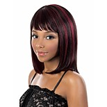 Fashionable Syntheic Wig Extensions Women Lady Daily Lovely Bang Of Wig