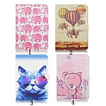 7.9 Inch Animal Pattern High Quality PU Leather Case for iPad Mini 4(Assorted Colors)