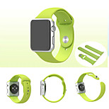 Silicone Watch Strap for Apple Watch 42mm