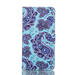 Pattern PU Leather Stand Case Cover with Card Slot for Sony Xperia Z3 / Z3 Compact D5803 M55w / Z3 Mini