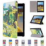 Top Quality PU Leather Full Body Cases Country for Amzaon new fire HD8 2015
