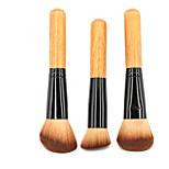 Professional Makeup Brushes Set 3pcs Multipurpose Face Malkeup Tools