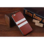 TPU Blend Color Stick A Skin Back Cover Case For iPhone 5/5S (Assorted Colors)