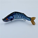 11.5 CM 19 Gram Hard Fishing Lures Top Water Floating Swim Bait Fishing Tackle New