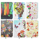 7.9 Inch Print Pattern High Quality PU Leather Stand Case for iPad Mini 3/2/1(Assorted Colors)