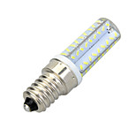 E14 6W 72-3014 SMD 500LM Warm White / Cool White Light LED Corn Bulb Lamp(AC 220-240 V)