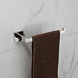 Martha SUS 304 Stainless Steel Fashion Series Single Towel Bar Towel Holder
