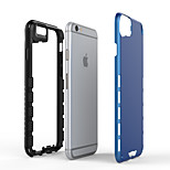 Dual-layer TPU + PC Rubber Protective Cover Case for Apple iPhone 6 / 6S (Assorted Color)