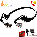 Sports Stereo Bluetooth 4.0 Neckband Headset with MIC for iPhone 6/5/5S Samsung S4/5 HTC LG and Others