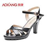 Aokang® Women's Leather Sandals - 132812047